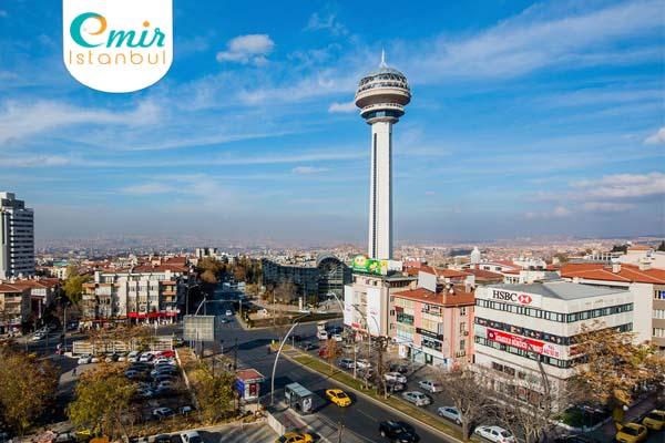 عاصمة الثقافة أنقرة