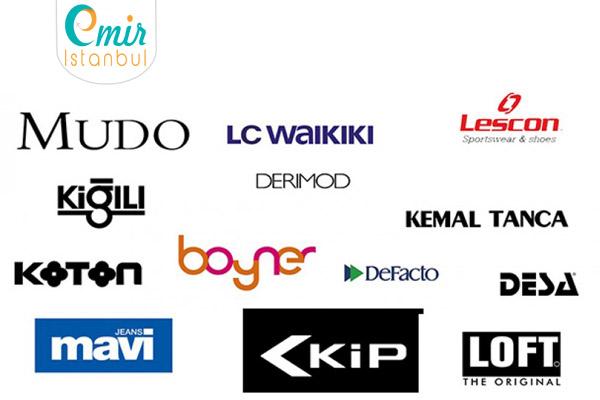 أشهر الماركات في تركيا