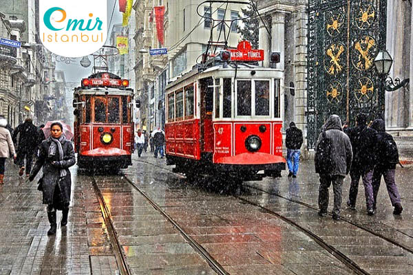 الحياة في تركيا